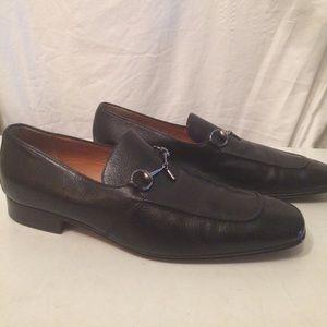 Gucci men's dress shoes 12D
